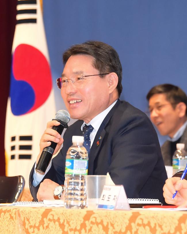 권오봉 시장이 말하는 '2020년 여수시 신년 계획과 미래 비전'