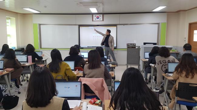 수업혁신을 위한 한 걸음, 외국어 교육의 길을 열다!