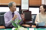 율촌지역대학병원설립설명서 ..... 여수시의회 전창곤 의장과의 단독인터뷰