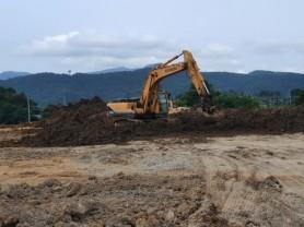 현장고발- 우량농지조성 명목, 단속의 눈 피해 '오염토사 불법매립' 의혹