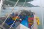 바지락 420kg 불법 채취한 선장 및 선원 , 여수해경에 덜미