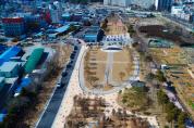 '자전거 시민문화 공간',  (구)미평역사 새롭게 탄생