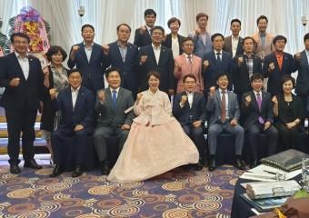 바르게살기운동 여수협의회 제 9대 회장 박정완 선임